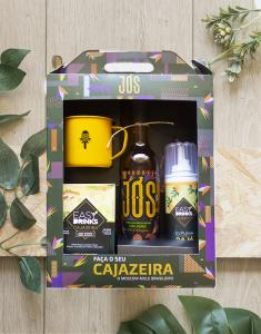 Kit Cajazeira - Cachaça de Jambu